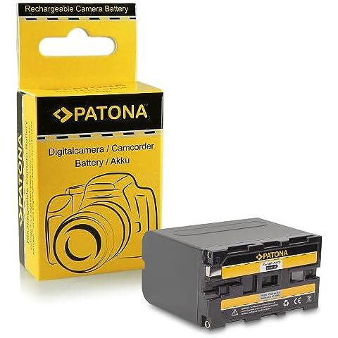 M&L Mobiles NP-F970 - Batería para cámaras Sony GV-A500, D200, D800, DSR-200, 300, PD100A, BC-V615, DCM-M1, DCR-TRU47E, MVC-CD1000, PLM-100, VCL-ES06A, CCD-TR1, TR200, TR215, TR3, TR300, TR3000, TR3300, TR416, DSC-CD100, CD250, CD400, TV900, D700, D7700,