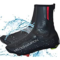 VeloChampion Copriscarpe Impermeabili VC Comp PRO Waterproof Overshoes