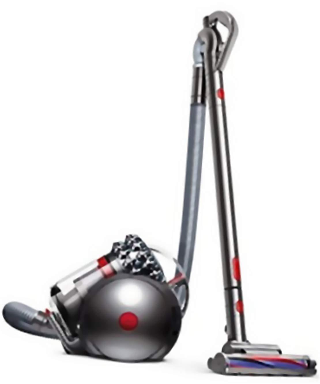 Dyson Cinetic Big Ball Absolute 2 beutelloser Staubsauger EEK A (Inkl. pneumatischer-, Turbinen Carbonfaser-, Tangle…