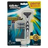 Gillette Mach3Rasoir pour homme + 2recharges