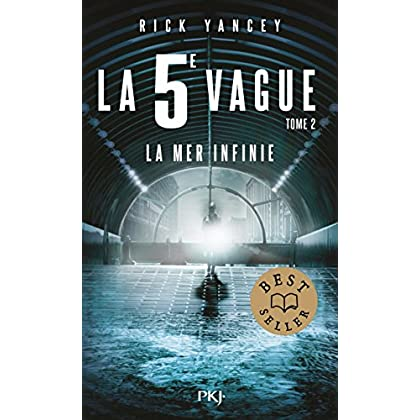 La 5e vague - tome 02 : La mer infinie (2)
