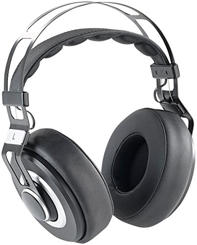auvisio Wireless Kopfhörer: Over-Ear-HiFi-Headset OHS-420 mit Bluetooth 4.0 und Steuertasten (Bluetooth Kopfhörer On Ear)