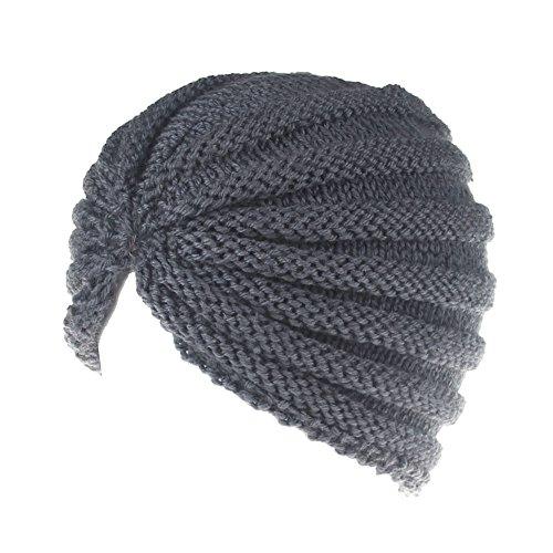 Long Slouch Winter Beanie Mütze- iKulilky Winter Warm Chunky Dick Gestrickte Hüte Baggy Slouchy Beanie Hut Schädel Cap für Frauen Mädchen