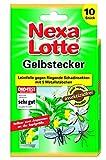 Nexa Lotte Gelbstecker - 10 St.
