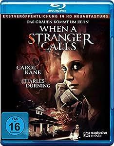 Das Grauen kommt um zehn (When a Stranger Calls) [Blu-ray]