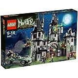 Lego Monster Fighters - 9468 - Jeu de Construction - Le Château du Vampire