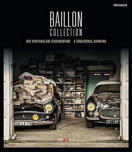 Baillon Collection: Der spektakuläre Scheunenfund - A Sensational Barnfind