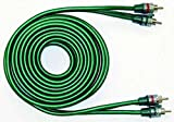 2-Kanal Cinch-Kabel 750cm 2-Fach abgeschirmt Remote