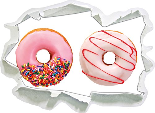 glazed-donuts-papier-3d-taille-sticker-mural-62x45-cm-decoration-murale-3d-stickers-muraux-stickers