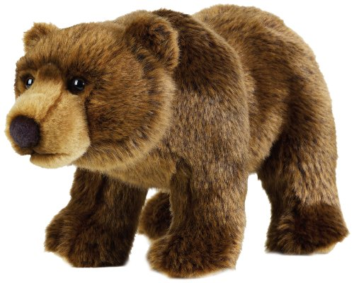 national-geographics-grizzly-bear-stuffed-animals-plush-toy-medium-natural