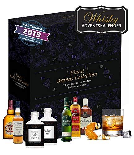 Whisky Adventsgeschenk