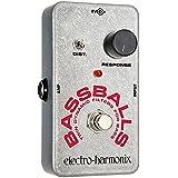 electro-harmonix BassBalls - Pedal de filtros para bajo, color plateado