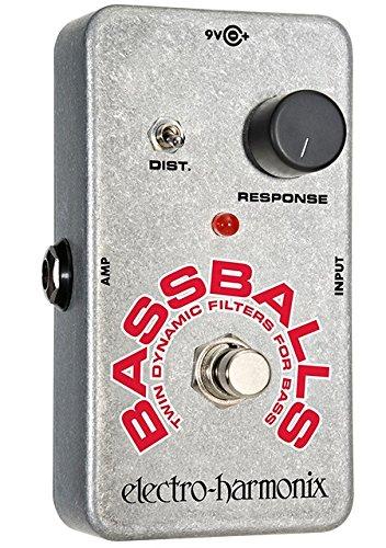 Electro Harmonix Nano Bassballs · Bodeneffekt E-Bass