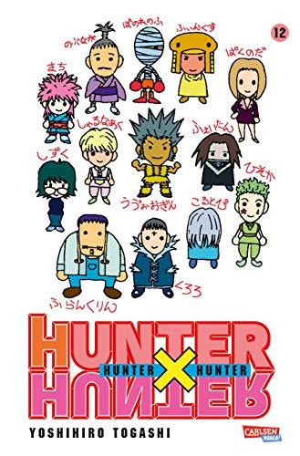 Hunter X Hunter, Band 12