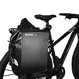 Best Roswheel Saddle Racks - Roswheel 20L Waterproof PVC Saddle Panniers Bag Cycling Review