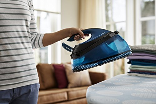 Philips GC7833/80 PerfectCare Compact Steam Generator Iron with 350 g Steam Boost