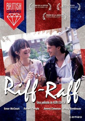 Riff-Raff (1991) (Import) -
