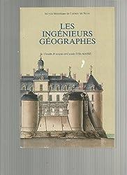 Les ingénieurs géographes : Claude, François et Claude-Félix Masse (Publications du Service historique de l'armée de terre)