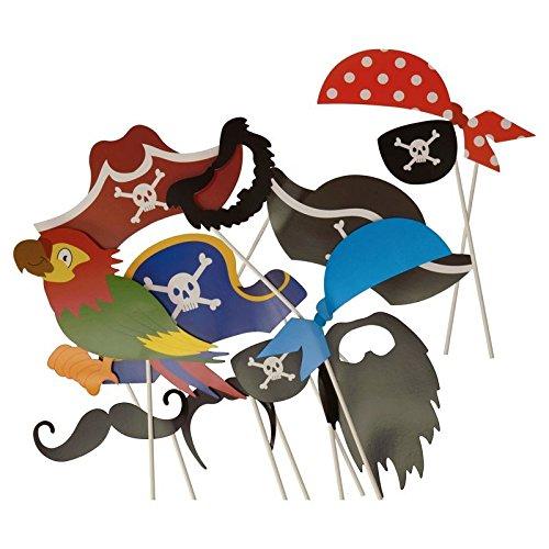 Piraten Photo Booth - Pirat Foto Verkleidung Foto Requisite (Piraten Requisiten)