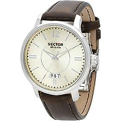 Idea Regalo - SECTOR orologio Solo tempo Uomo 640 R3251593002