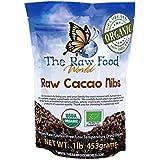 The Raw Food World Raw Organic Cacao Nibs 16Oz