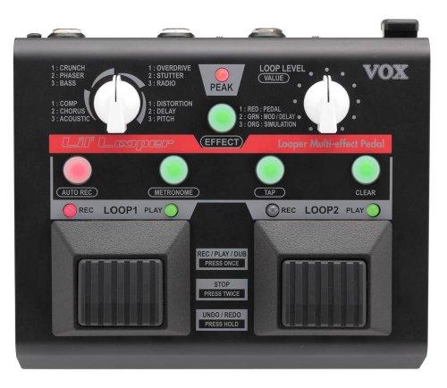Vox 100012604000 - Pedal de efectos