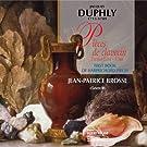 Jacques Duphly : Pièces de clavecin du 1er livre - Brosse