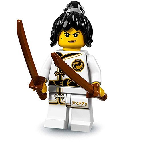 Lego 71019 Minifiguren Ninjago Movie Nya