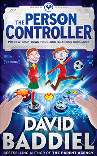 DOWNLOAD The Person Controller *Full Pages* By David Baddiel