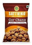 #7: Sattviko Gur Chana 25gm - Pack of 20