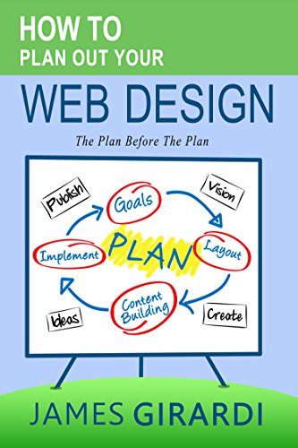 How To Plan Out Your Web Design: The Plan Before The Plan (English Edition)