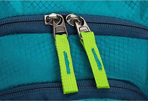 reiten fahrrad fahren oder rucksack tasche rucksack flüssigkeitszufuhr rucksack für outdoor - sportarten laufen reisen bergsteigen mit helm netto wasserdicht atmungsaktive ultralight 18l 5farben Blue