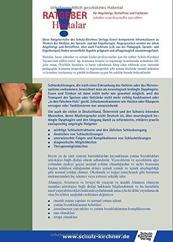 Schluckstörung - und jetzt/Yutma Bozukluğu - ne yapmalɩ?: Ein Ratgeber für Betroffene von neurologisch bedingter Dysphagie, Angehörige und das ... für Angehörige, Betroffene und Fachleute)