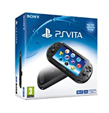 Sony PS Vita [New Slim 2014 version] (PlayStation Vita) - [Edizione: Regno Unito]
