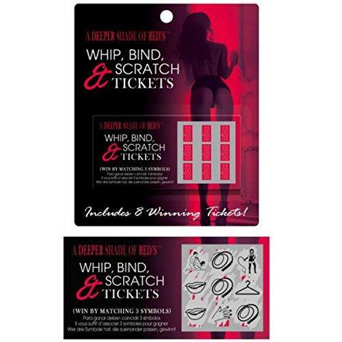 hip, Bind and Scratch Tickets ()