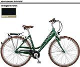 vsf fahrradmanufaktur S-80 8-Gang Nexus Rücktritt City Bike 2016 (Ebony, 28