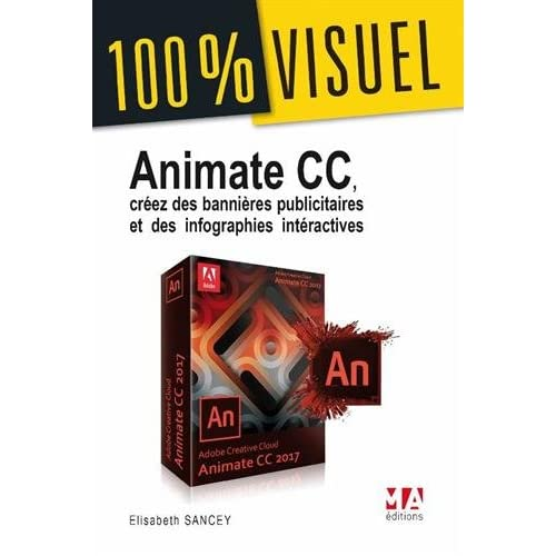 Animate CC: Créez des banières publicitaires et infographies interactives