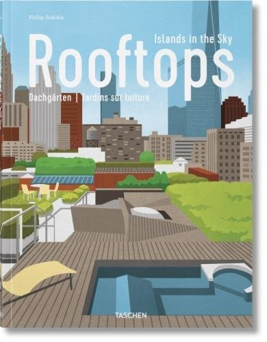 Rooftops: Islands in the Sky (Va) por Philip Jodidio