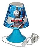 Unbekannt Tischlampe Thomas and Friends - 29 cm hoch Eisenbahn Lok Lokomotive Lampe Stehlampe Tischleuchte Kinder Kinderzimmer seine Freunde
