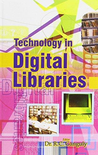 Technology in Digital Libraries por R.C. Ganguly
