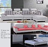 LM-1 Patas de los Muebles de aleación de Aluminio y Metal Sofá con Patas Ajustables Pie de Apoyo Mesa de café Patas del gabinete de TV Base de Goma con Tornillos