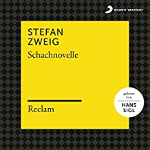 Stefan Zweig: Schachnovelle (Reclam Hörbuch)