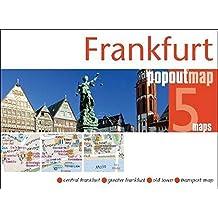 Frankfurt Popout Map (PopOut Maps)