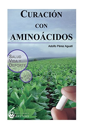 Portada del libro Curacion con aminoacidos