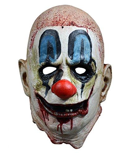 Original Rob Zombie 31 Movie Poster Maske als Halloween Verkleidung & (Halloween Zombie Rob Maske)