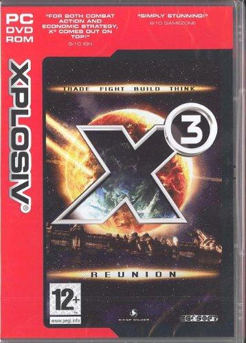X3 Reunion [UK Import] gebraucht kaufen  Wird an jeden Ort in Deutschland