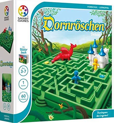SMART Toys and Games GmbH Dornröschen, bunt - Dornröschen Drache