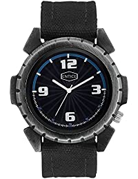 Introductory Offer Entice Antique Collection Black Round Dial Analog Wrist Watch For Men | Gift Item