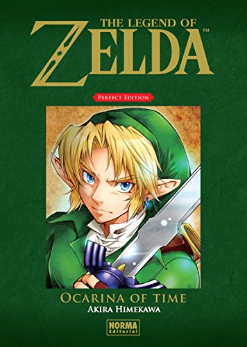 The Legend of Zelda Perfect Edition: Ocarina of Time [secunda edicion]