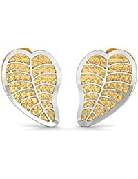 Stylori Italian Collection 18k (750) Yellow Gold Drop Earrings